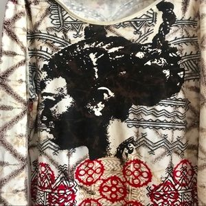 Vintage Mexx Graphic long sleeve Top